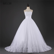 BEPEITHY Decent Princess Vintage Wedding Dresses 2017 Hot Sale Sweetangel Court Train Vestido De Novia Cheap Boho Bridal Dress
