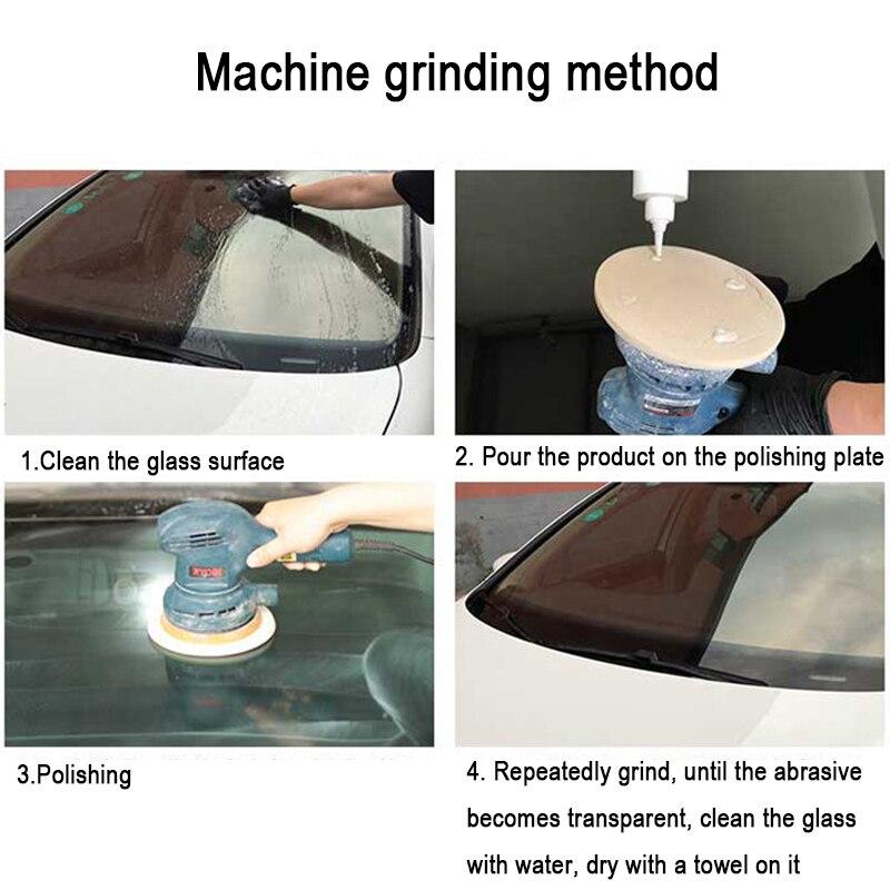 polishing paste glass abrasive grinding polishing needle for car
