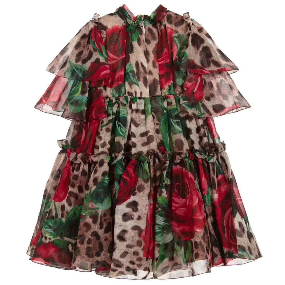 High quality 2019 new Birthday Party Dress Cosplay Dress Kids Costume Baby Girl Clothing For children