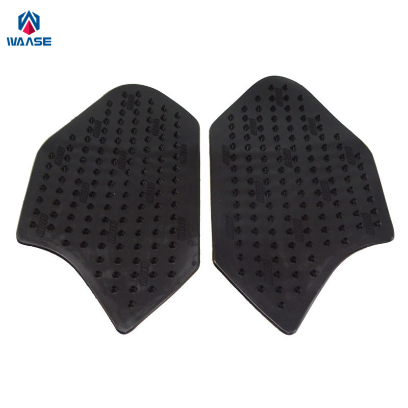 waase Tank Pad Protector Sticker Decal Gas Knee Grip Tank Traction Pad Side 3M For Honda CBR650F CB650F CBR CB 650 F 2014-2016 bjmoto for ktm duke 390 200 125 motorcycle tank pad protector sticker decal gas knee grip tank traction pad side