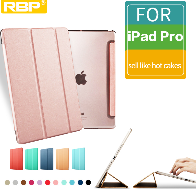 RBP for IPad pro12.9 protective cover for Apple iPad leather case 12.9 inch all-inclusive ultra-thin Smart sleep pro12.9 case рюкзак case logic 14 1 inch rbp 414 black