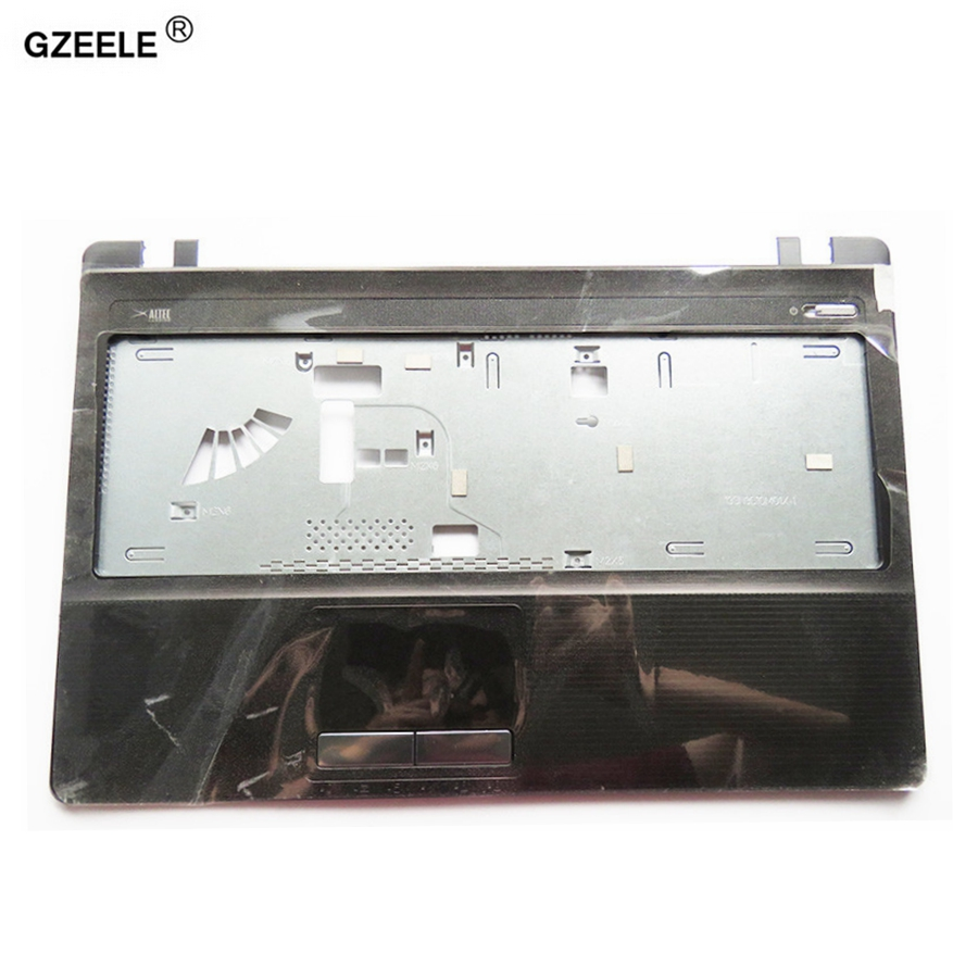 GZEELE NEW Palmrest cover C shell For ASUS K53SV K53S K53SJ A53S X53S k53sd A53SV brown color C case replace notebook cover case