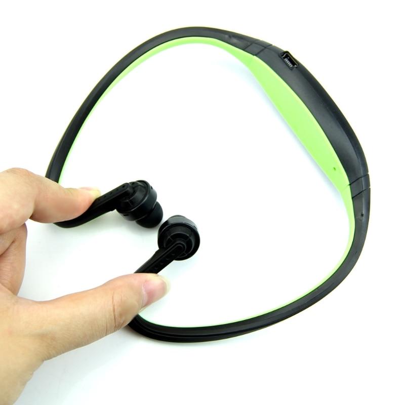 1 предмет Беспроводной Bluetooth стерео гарнитура Музыка наушники для Бег