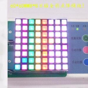 Image 1 - LED Dot Matrix Display 8x8 58.5*58.5 mét RGB LED hiển thị 2088RGB