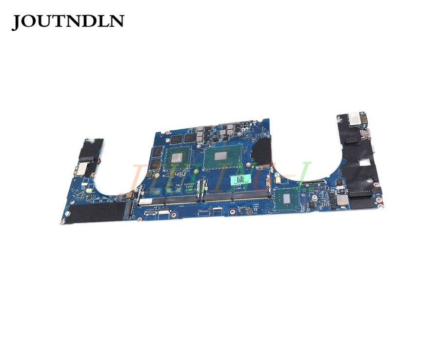 JOUTNDLN FOR Dell Precision 5510 Laptop Motherboard E3 1505M
