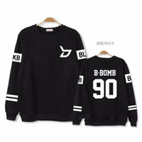 KPOP Block B ZICO PO Album Hoodie K POP Casual Cotton Hoodies Clothes Pullover Printed Long Sleeve Sweatshirts k pop k pop exo