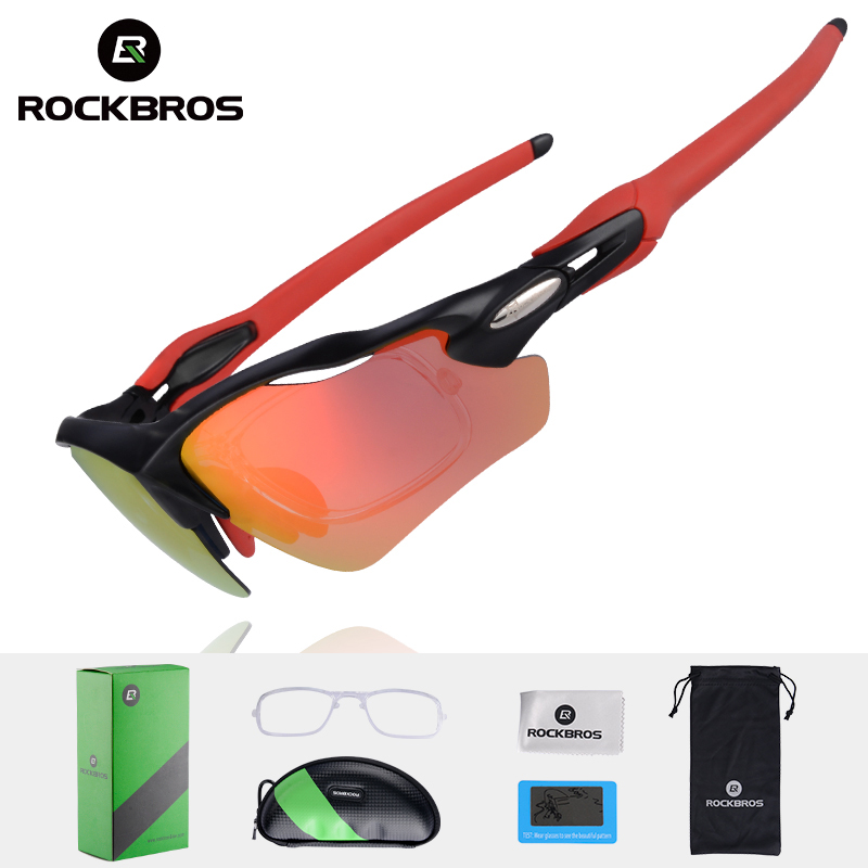 58845172682cf ROCKBROS UV400 Polarized Cycling Bicycle Glasses Outdoor Sports Eyewear  Ultralight Riding Bike Sunglasses Fishing Bike Equipment-in Cycling Eyewear  from ...