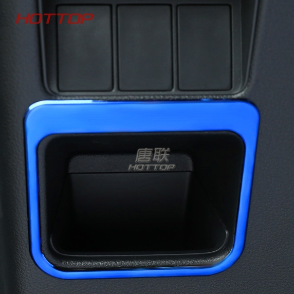 For Honda <font><b>CRV</b></font> CR-V 2017 <font><b>2018</b></font> Matte Headlight Control Adjust Switch Lamp Cover Trim Auto <font><b>Accessories</b></font> Stylin image