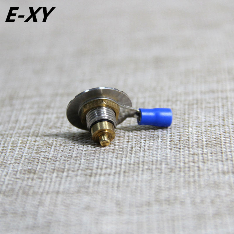все цены на E-XY Ecig mod 510 DIY Connector Spring loaded 510 connector for Mech Mod E Cigarettes VV Mods Vape Mod