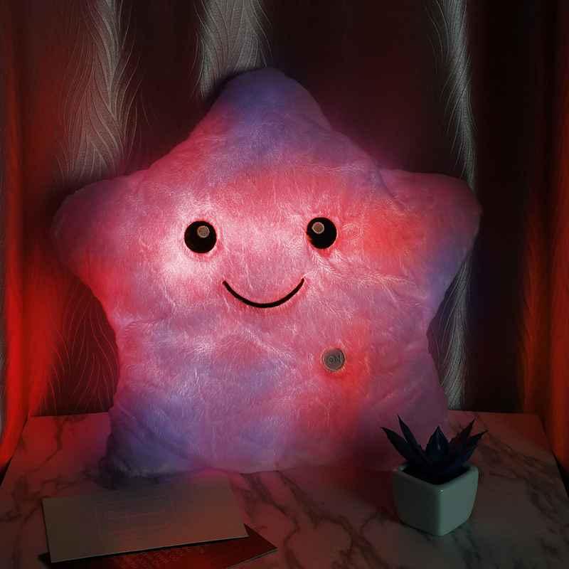 Stuffed e Plush Animais de luz travesseiro, travesseiro de Marca : Liplasting