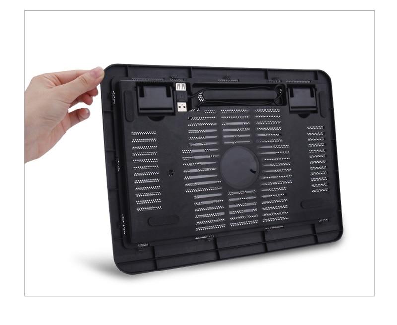 Laptop cooler notebook usb air usb ανεμιστήρας ψύξης για φορητούς υπολογιστές msow