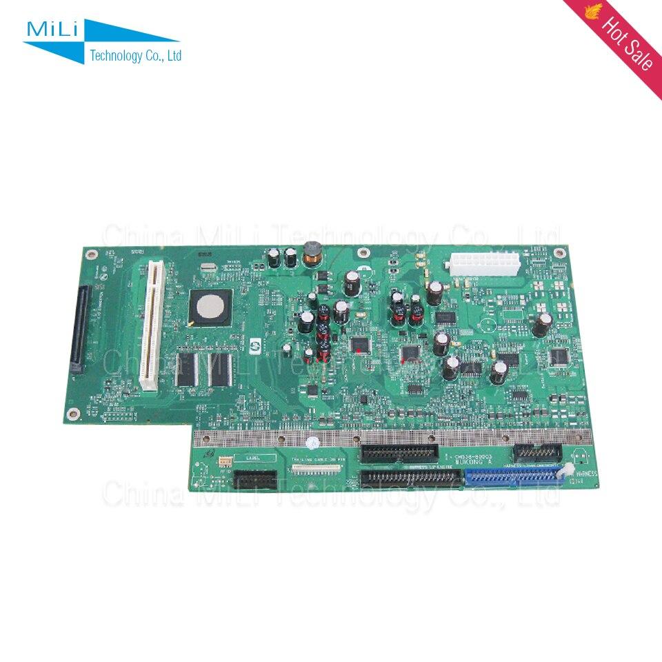 GZLSPART For HP 770 1200 T770 T1200 HP770 HP1200 Original Used Formatter Board CH538-80003 DesignJet Board Printer Parts On Sale