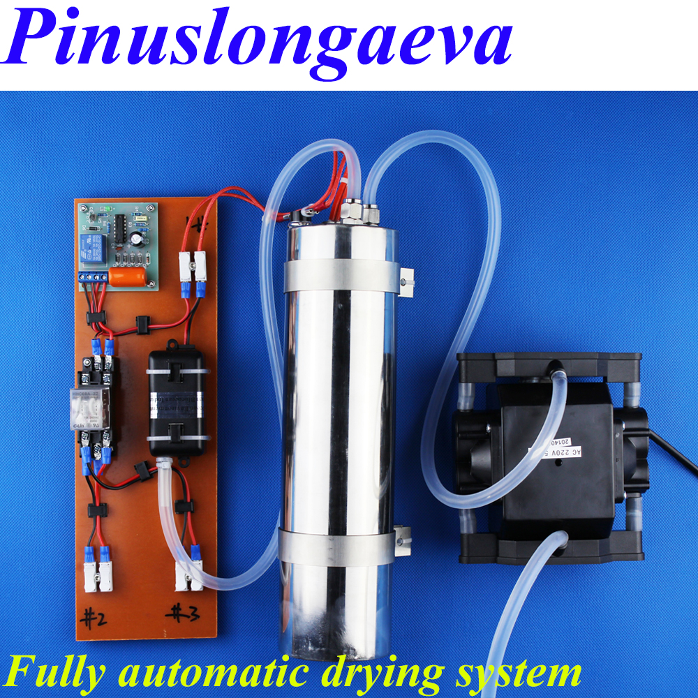 Pinuslongaeva générateur D'ozone air sèche-filtre gaz de déshumidification et filtre les impuretés d'électricité type automatique sèche-