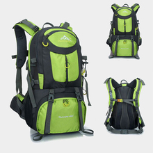 Waterproof travel backpack