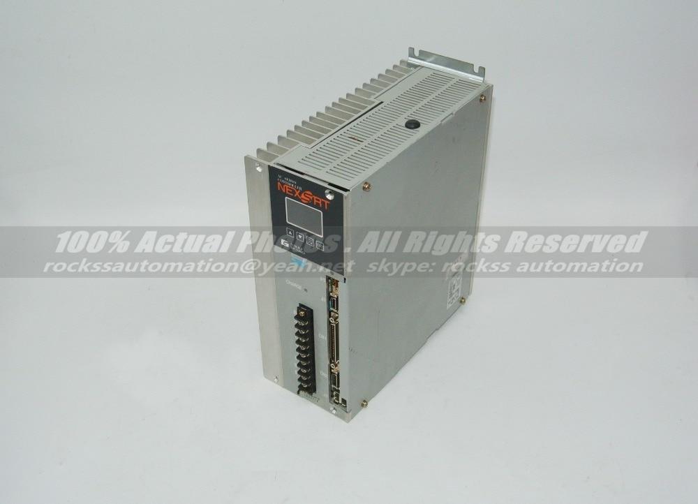 Driver de Motor de Passo Used NCS-FI10MA-401A like CNC Servo Driver AC Controller with Free DHL / EMS