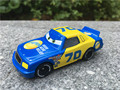Original Pixar Car Racers 1:55 NO.70 Gasprin Metal Diecast Toy Cars New Loose