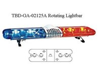 Higher star 47 120W Rotate police ambulance car firemen warning lightbar, emergency lightbar,waterproof