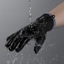 Waterproof Windproof Warm Men Women Ski Gloves Thermal Touch Screen Outdoor Sport Cycling Snowboard