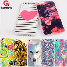 GerTong Case For Xiaomi Redmi 4A 4X Note 4 Pro Mi A1 Mi6 Mi5 Mi5X 5 6 X 5X Mix Max 2 Cover TPU Cat Printing Capa Phone Bag Cases