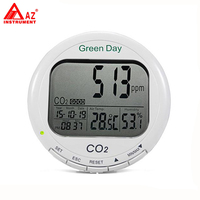 AZ 7788 Indoor Desktop CO2/ Temp / RH Monitor Air Quality Meter