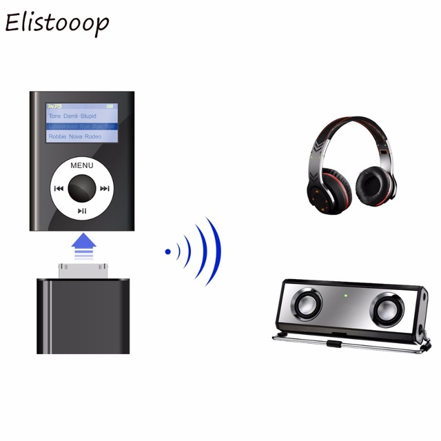 Us 1295 17 Off2018 High Quality Bluetooth Adapter Audio Dongle Transmitter For Ipod Mini Ipod Classic Ipod In Wireless Adapter From Consumer
