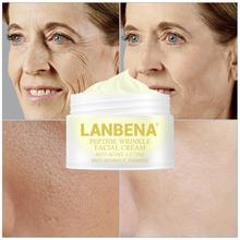 LANBENA пептид против морщин крем для лица против старения отбеливающий лифтинг подтягивающий лечение акне гиалуроновая Улитка уход за лицом
