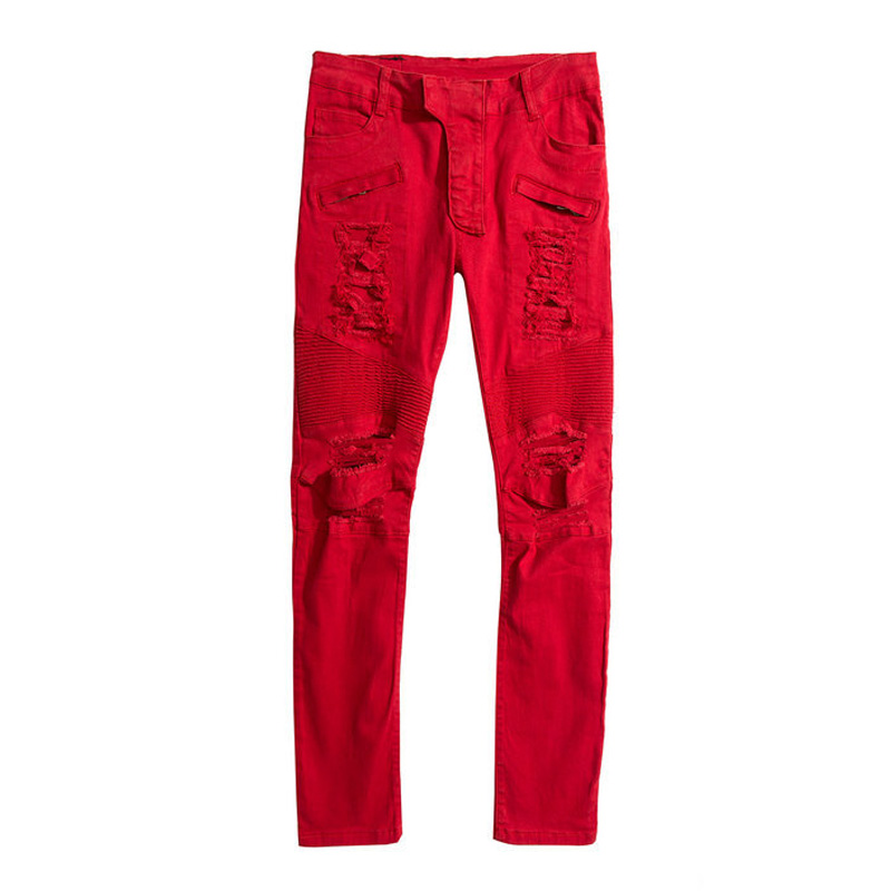 Compare Prices on Mens Red Jeans- Online Shopping/Buy Low Price