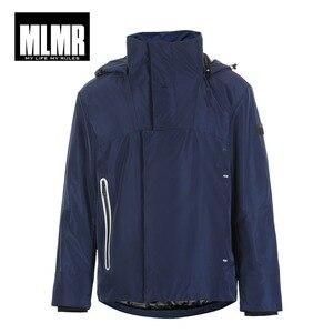 Image 5 - MLMR hommes à capuche Parka manteau à capuche veste JackJones nouvelle marque homme 218309501