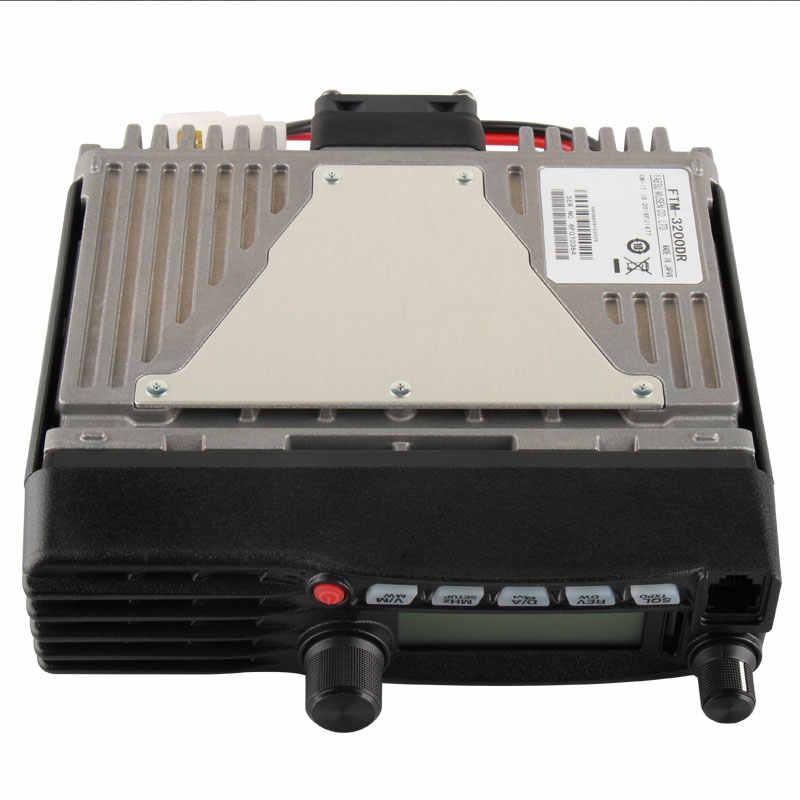適切な八重洲 FTM3200DR C4FM ハイパワー 65 ワットデジタルカーラジオ 220 チャンネル RX 136-174 MHz トランシーバ