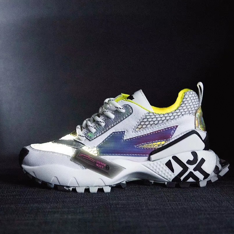 Women Luxury Sneakers Thick Soled Increased Women s Platform Shoes 2019 Summer Breathable Woman Running Shoes