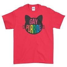 LGBT Gay Pride Rainbow Lesbian Human Rights Peace Men T Shirt Top Tee Free Shipping Summer Fashion New Brand-Clothing Shirts