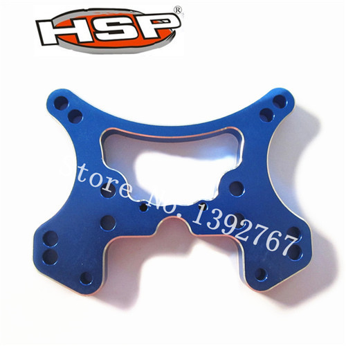 054016 HSP Upgrade Parts Front Shock Tower(Al.) Alloy 94054 1/5 Scale Models RC Baja Hi Speed Gas Buggy Rampage Dunerunner