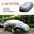 2015 Universal Car Covers Sunshade Heat Protection Dustproof Waterproof Anti UV Resistant High Quality Durable
