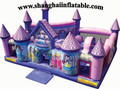 Inflatable Playground children amusement park inflatable castle china  Indoor/outdoor equipment