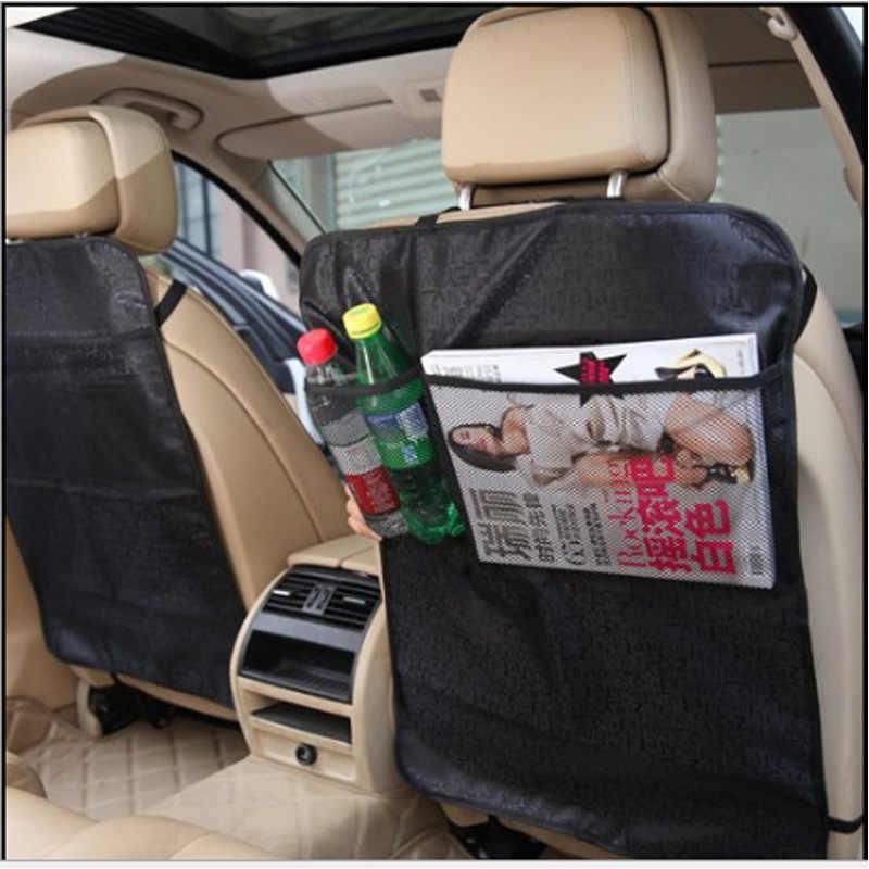 Fundas para asientos de coche LUNDA funda protectora trasera para niños alfombrillas de limpieza de barro resistente al agua de alta calidad