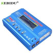 Kebidu IMAX B6AC RC B6 AC Nimh Nicd ลิเธียมแบตเตอรี่ Lipo Charger Balance Discharger ดิจิตอลหน้าจอ LCD