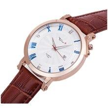 Топ Роскошные ТАДА часы Мужчины 3ATM Водонепроницаемый Кварца Япония Движение Ремень Из Натуральной Кожи Мужчин/женщин наручные часы Relógio Masculino