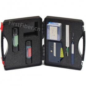 FirstFiber Compact Fiber Optic Cleaning Kit kit fibra opticaFirstFiber Compact Fiber Optic Cleaning Kit kit fibra optica