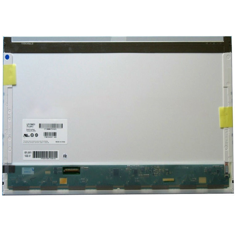 17 3 Laptop LCD Screen LED Display Panel Glossy for Lenovo IdeaPad G710 LCD G780 Display