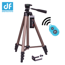 DIGITALFOTO WT3130A smartphone Tripod Camcorder camera tripod stand for iphone X Panasonic Canon Nikon Sony DSLR