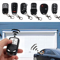 Intelligent 433.92Mhz Wireless Transmitter Gate Door Opener Cloning Remote Control Key Hot Hand Tools Machine Tools & Accessories