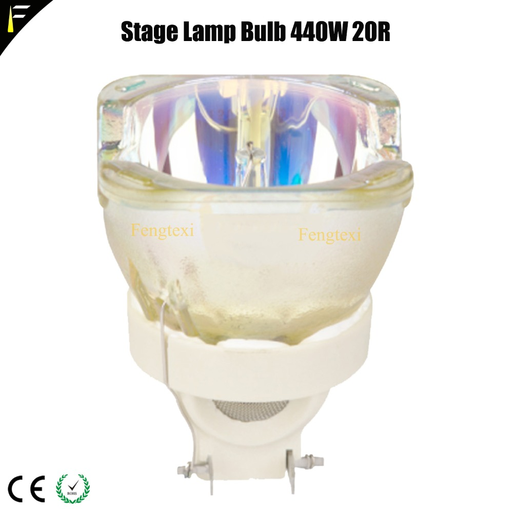 Beam Moving Head Lamp Bulb 440W 20R Stage Pro Sharpy Lamp R20 440 Watt Replacement Part Mercury Discharge Bulbs