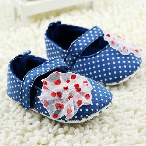 Infant Baby Shoes children shoes Comfortable Soft Sole kids shoes first walkers lace Pakistan