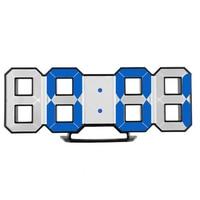 Aimecor Digital Wekker LED Time Display Green Color Acrylic LED Clock Nixie Clock Night Wall Clock