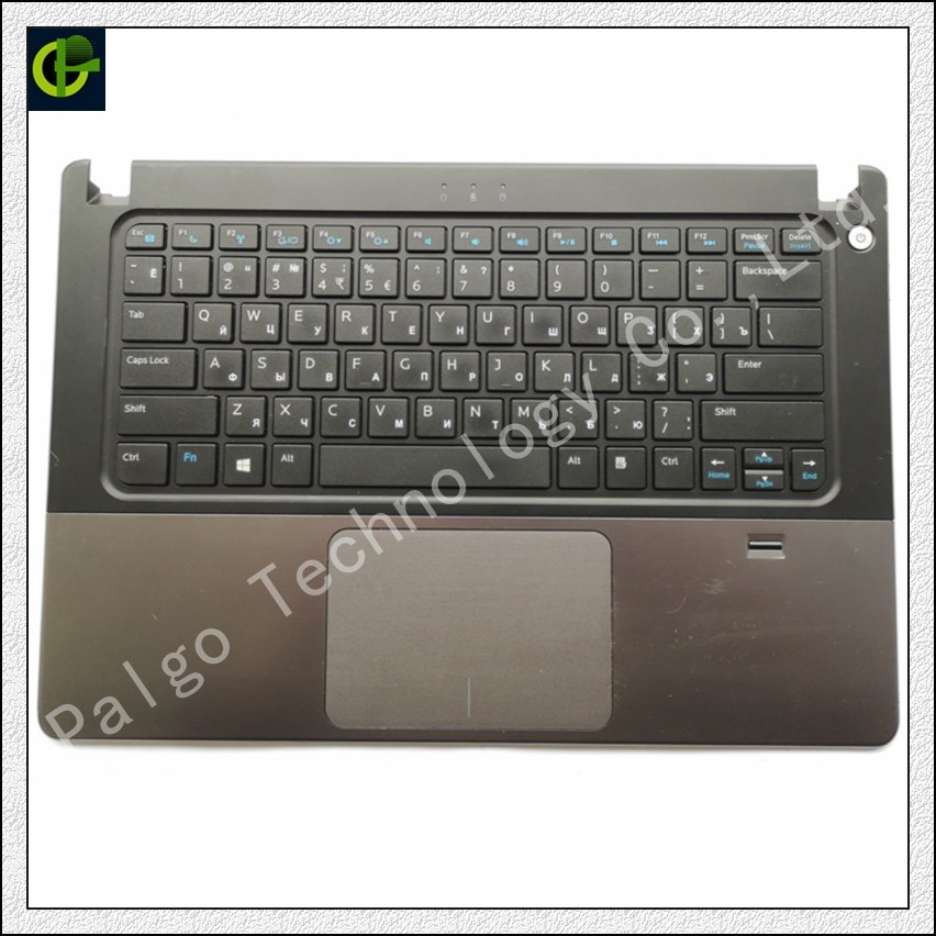 Russian Keyboard for DELL Vostro 14Z 5460 V5460 5470 5480 5439 P41G V5480 V5470 5470R V5470R 5480R V5460D RU topcase palmrest the new for dell vostro 5460 v5460 5470 p41g aejw8 laptop keyboard