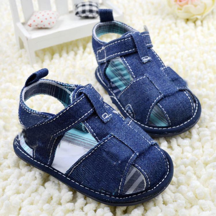 Blue-baby-sandal-shoes-baby-shoes-Clogs-Sandals-1