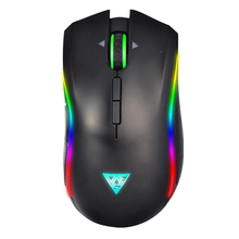 400DPI Silence Click Opitical Mechanical Mouse Professional Wired Gaming Mice Backlit Breathing For Mac Laptop Game LOL Dota