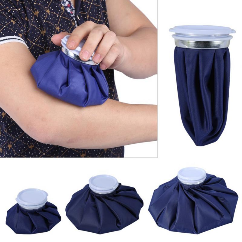 Ice Bag Cap Reusable Health Care Cold Therapy Pack Cool Pack Muscle Aches Sport Injury First Aid Relief Pain #518