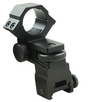 Funpowerland Adjustable Scope Torch Mount Weaver Mount