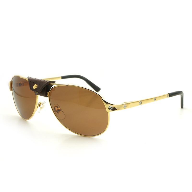 Aviator Sunglasses Male Sunglasses Women Carter Glasses Santos Shades Luxury Eyewear Retro Eyeglasses Driving Christmas 554 women s classic cat eye sunglasses retro metal frame eyeglasses eyewear shades
